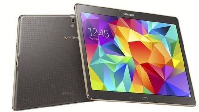 Comparamos Samsung Galaxy Tab S vs. iPad Air