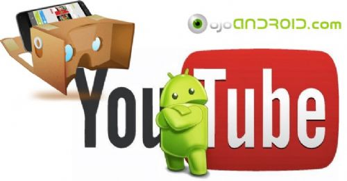 YouTube para Android permite ver videos en Realidad Virtual