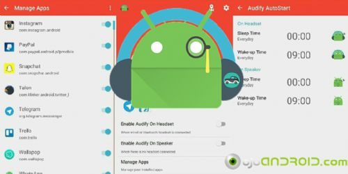Audify lee en voz alta las notificaciones de tu Android